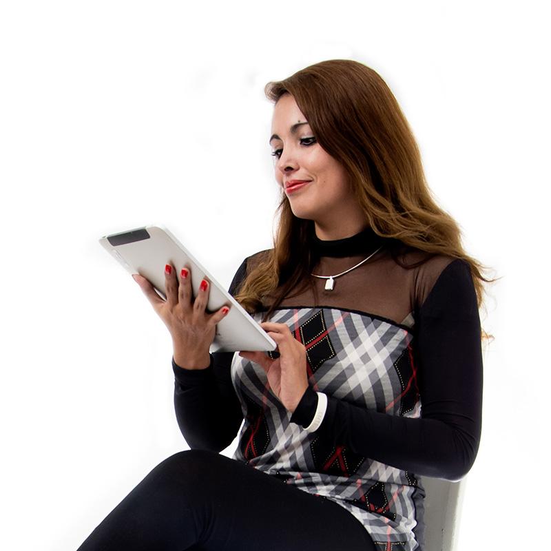andrea villazon - sobrities agencia digital bolivia
